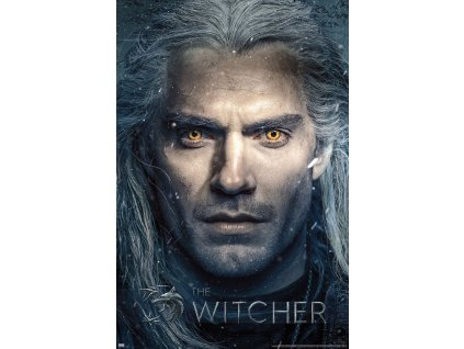 The Witcher geralt close up 1