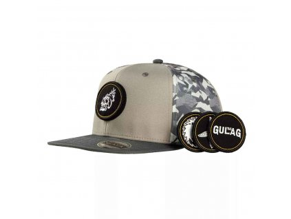 COD Warzone Snapback MilitaryPattern withPatches