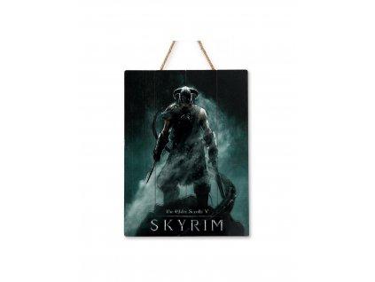 The Elder Scrolls Skyrim woodarts 3D