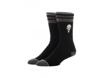 Overwatch ponožky Reaper