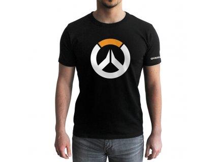 Overwatch tričko logo