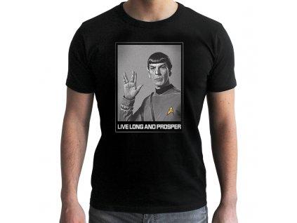 Star Trek tričko Spock