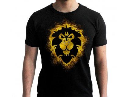 World of Warcraft tričko Alliance