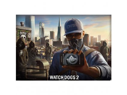 Watch Dogs 2 plakát