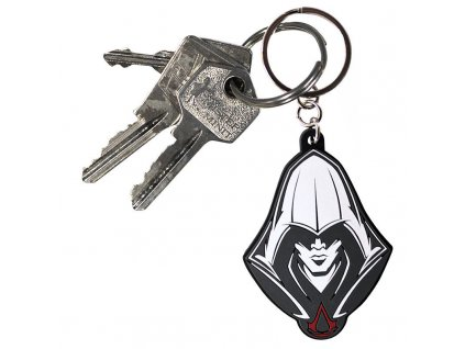 assassin s creed keychain pvc assassin x4