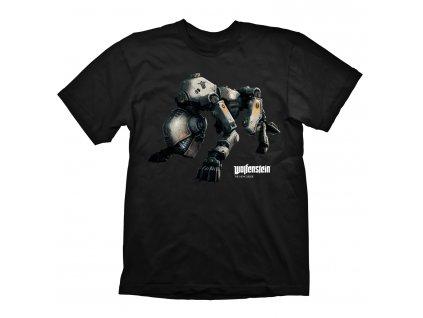 Wolfenstein The New Order tričko Panzerhund