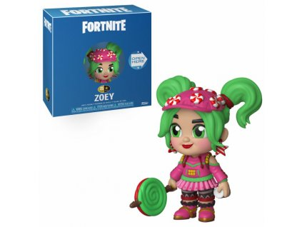 fortnite pop vinyl 5 star zoey