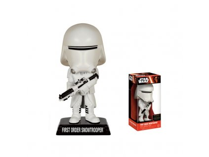 star wars ep vii wacky wobler snow trooper