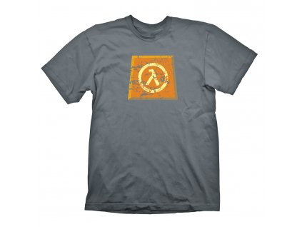 Half Life tričko Lambda Logo
