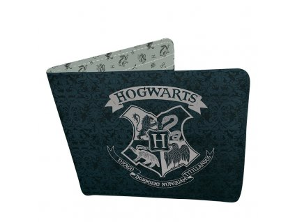 harry potter wallet hogwarts vinyl