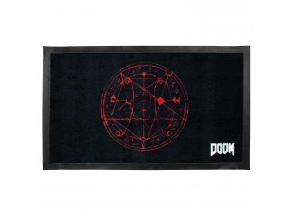 DOOM rohožka Pentagram