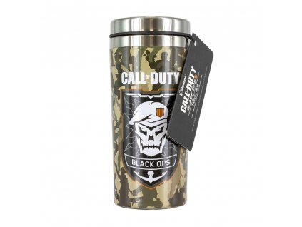 Call of Duty Black Ops 4 Cestovní hrnek