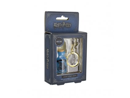 harry potter light up keyring v2