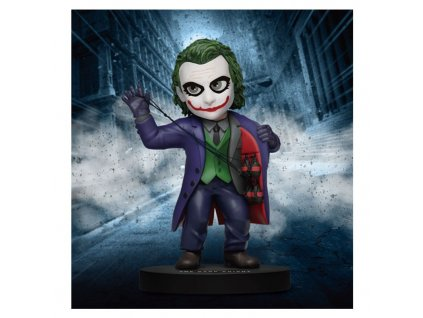 dc comics mea joker dark night trilogy 8cm