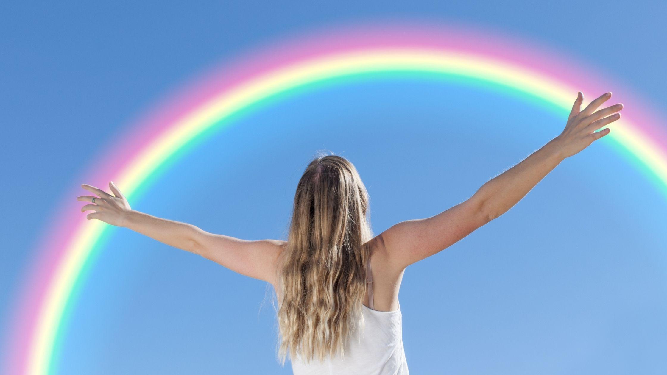 S láskou v kruhu najdi duhu