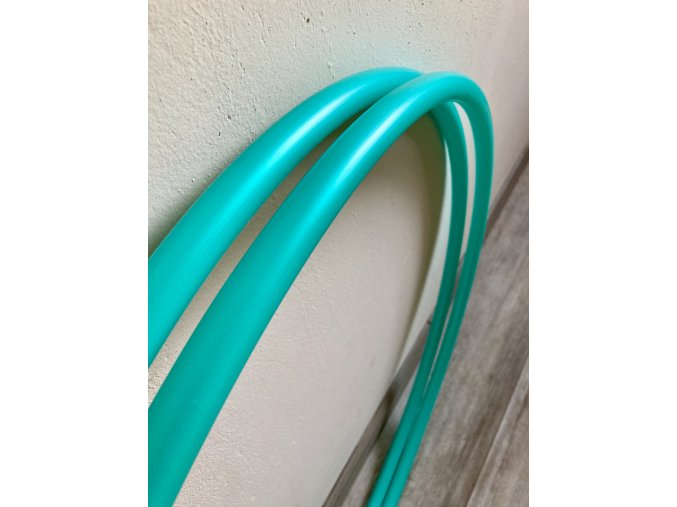 Polypro obruč hula hoop Caribbean Breeze 20 mm a 16 mm (Hoopologie)