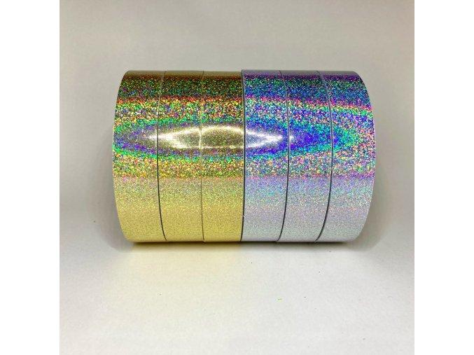Dekorativní pásky na obruče Hula Hoop