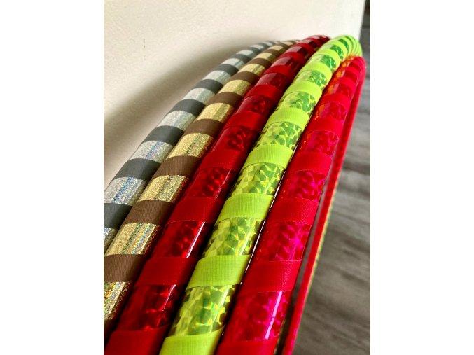 Cestovní taneční obruč hula hoop pro začátečníky