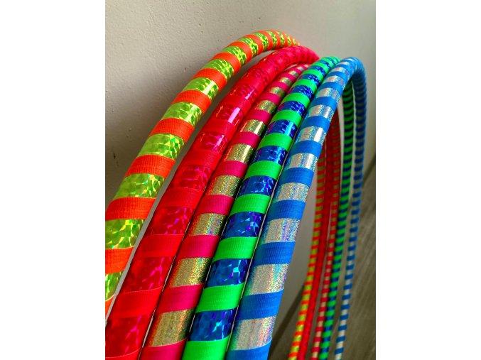 Dětské obruče Hula Hoop pro začátečníky
