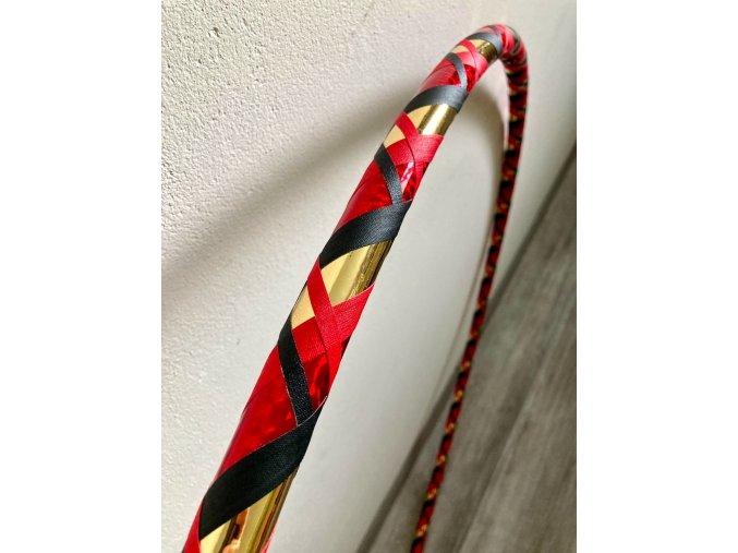 Cestovní obruč hula hoop pro začátečníky CikCak Devil 100cm