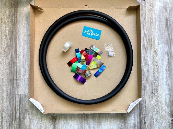 Kreativní balíček obruč pro děti na hooping