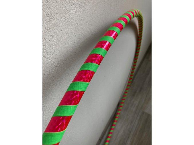 Cestovní obruč hula hoop