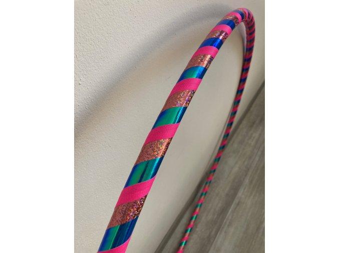 Obruč pro začátečníky hula hoop