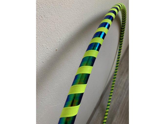 Obruč hula hoop cestovní