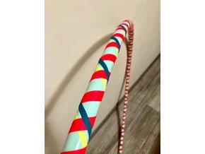 Cestovní obruč hula hoop pro začátečníky CikCak