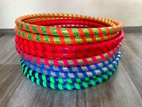 Cestovní dětská obruč Hula Hoop na hooping