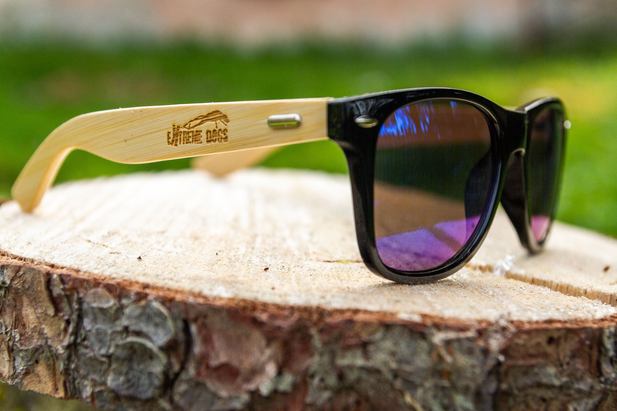 Sluneční brýle s vlastním textem