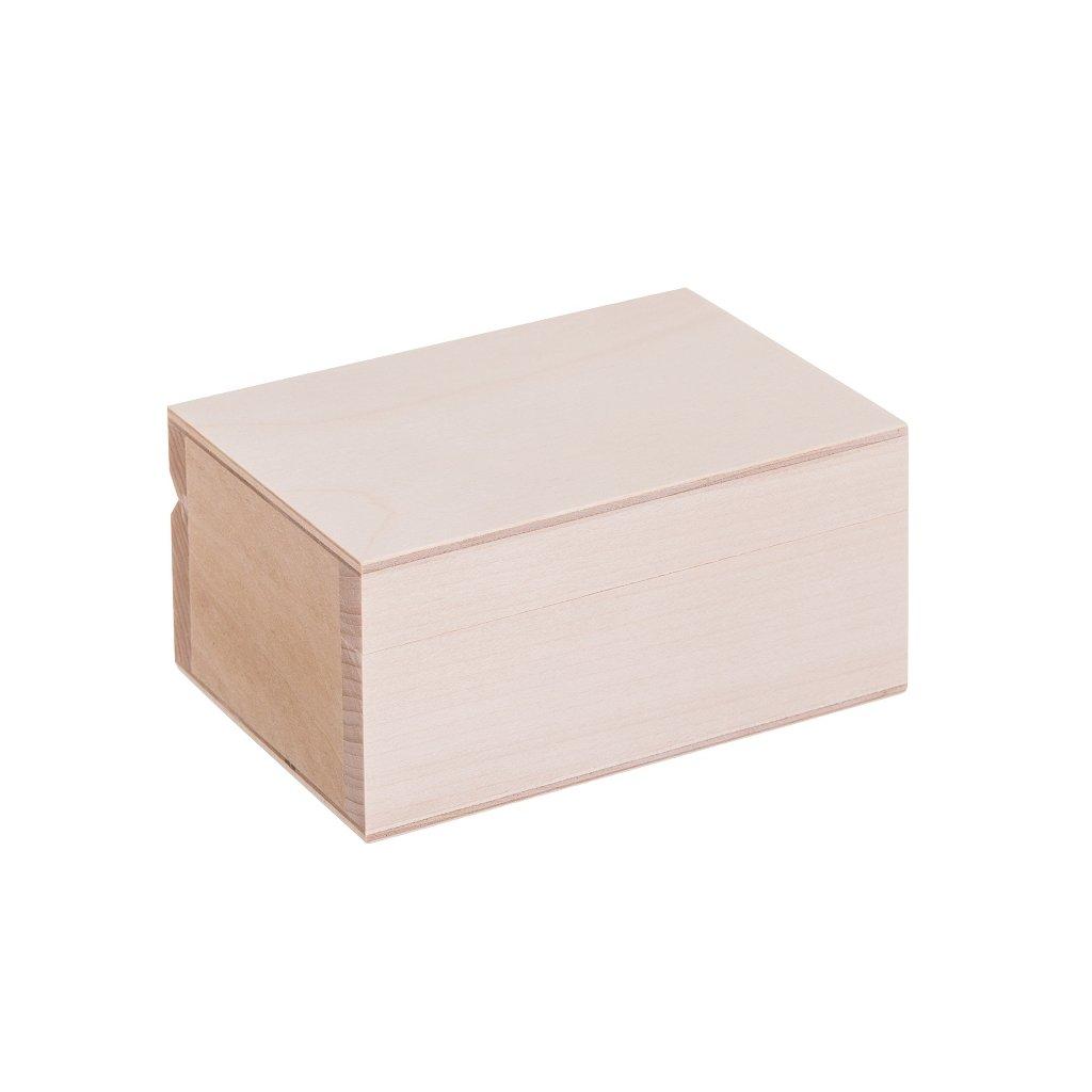Dřevěná krabička VI