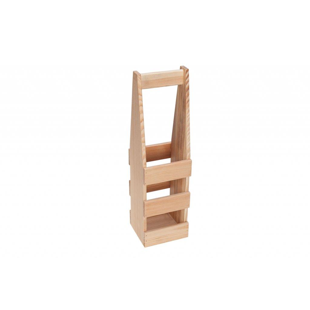Dřevěný nosič IX