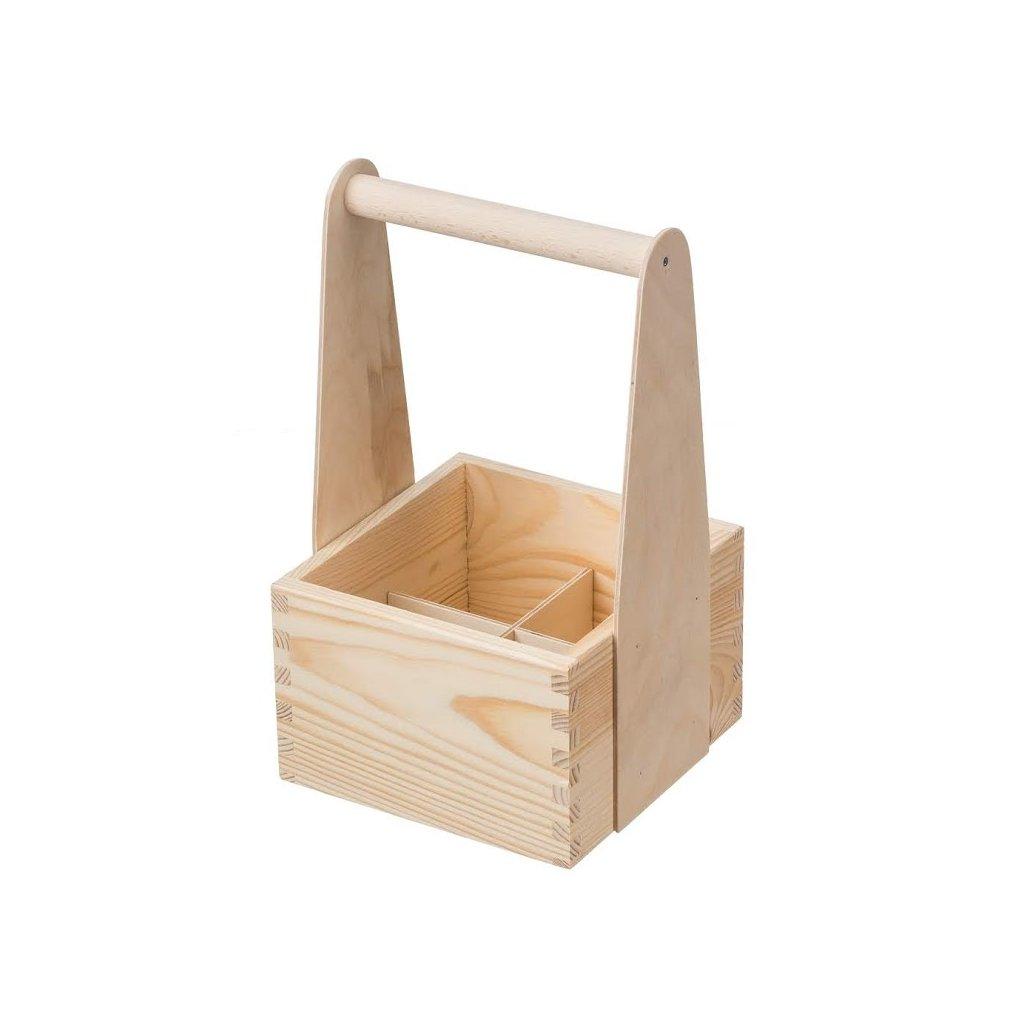 Dřevěný nosič XII