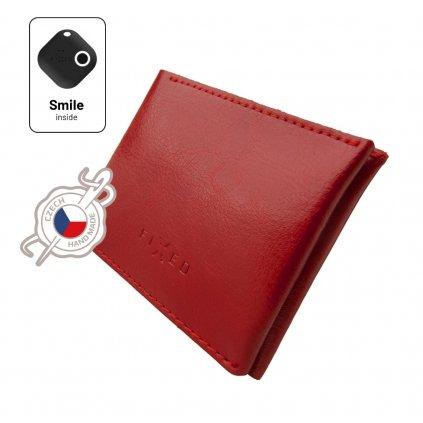 wallet cervena