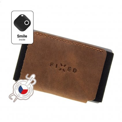 FIXED Tiny - minimalistická peněženka s lokátorem FIXED Smile