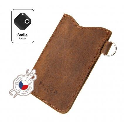 FIXED Cards - minimalistická peněženka s lokátorem FIXED Smile