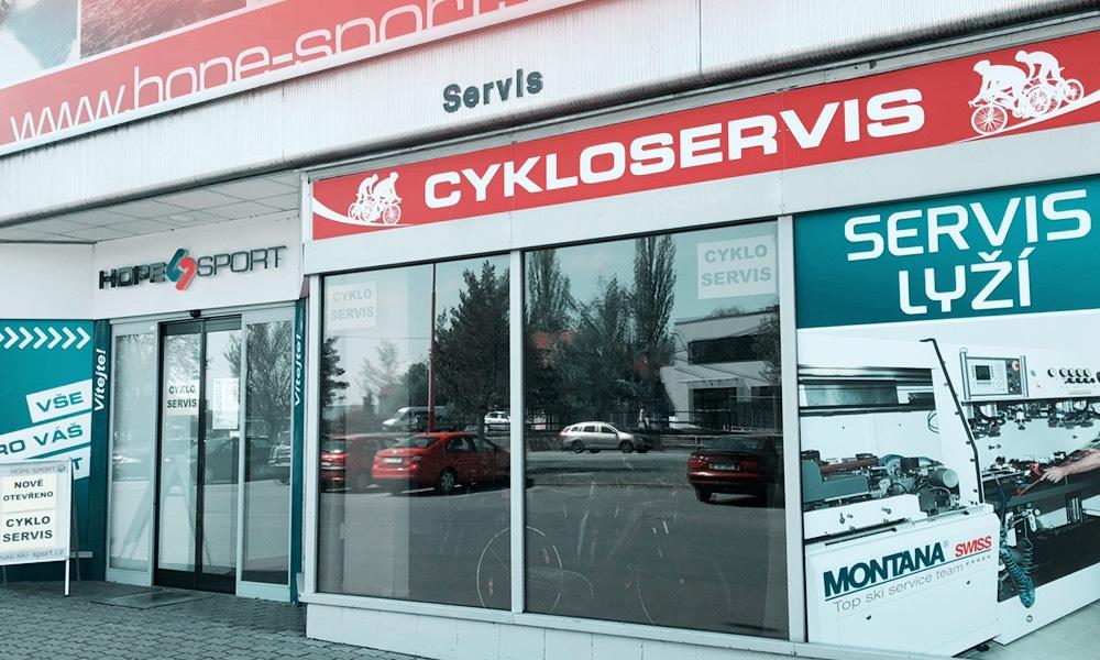 Cykloservis