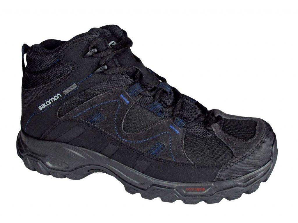 Trekové boty Salomon Meadow Mid GTX
