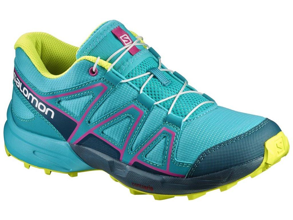Běžecké boty SALOMON Speedcross JR