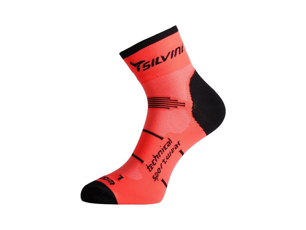Ponožky cyklo SILVINI Orato UA445