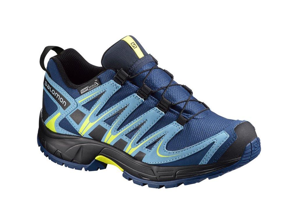 Trekové boty Salomon XA Pro 3D CSWP J 379110