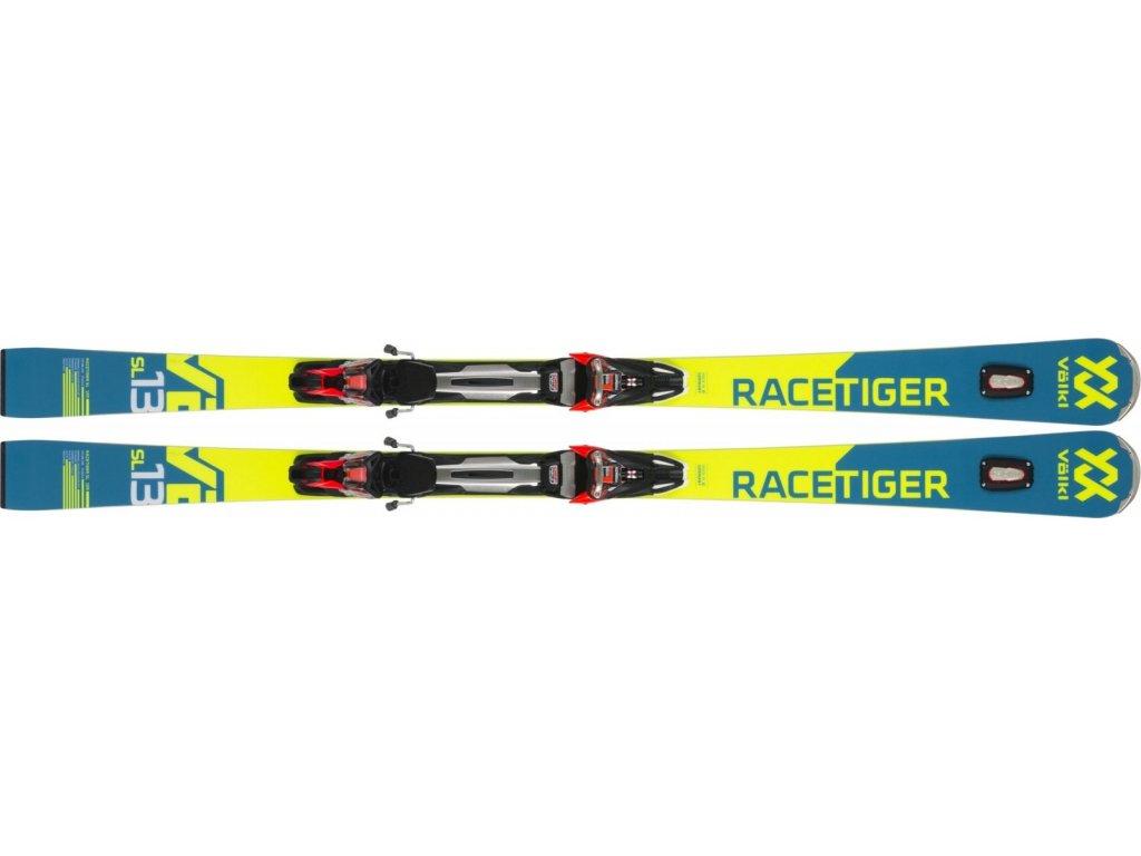Völkl Racetiger SL + Marker rMotion2 12 GW