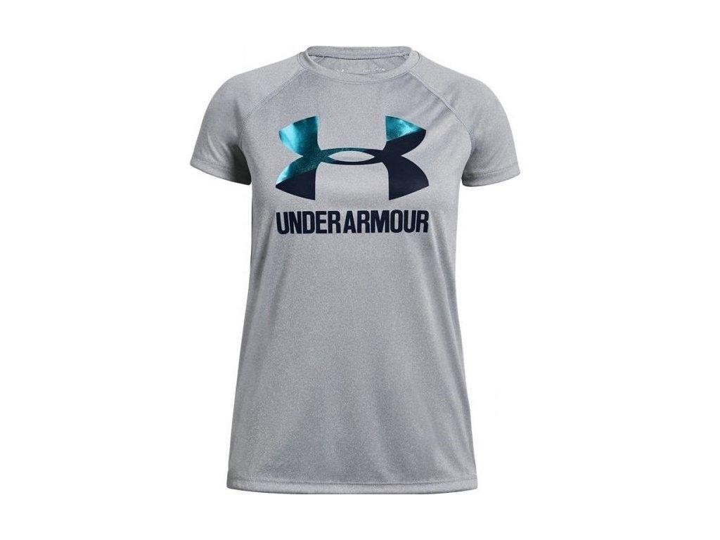 Triko sportovní Under Armour Solid Big Logo