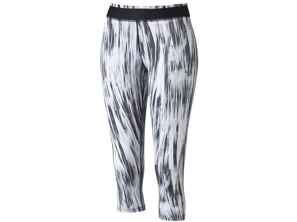 Kalhoty 3/4 fitness PUMA GRAPHIC