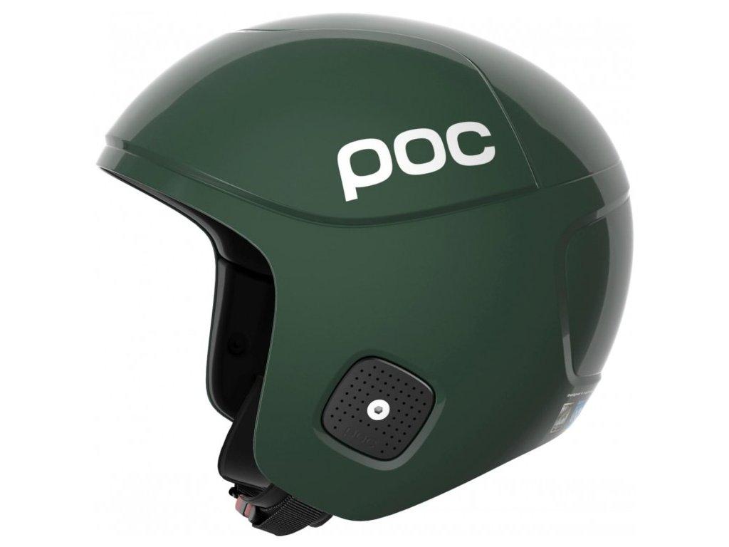POC Skull Orbic X Spin, molybdenite green
