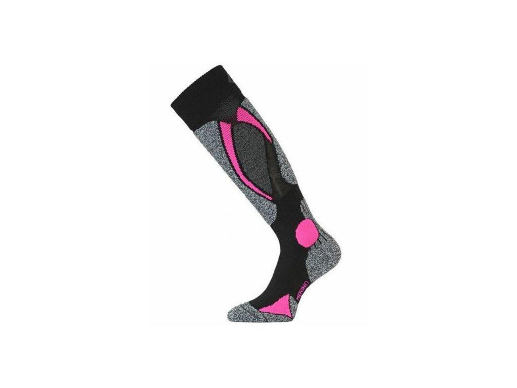 Dámské lyžařské ponožky Lasting
