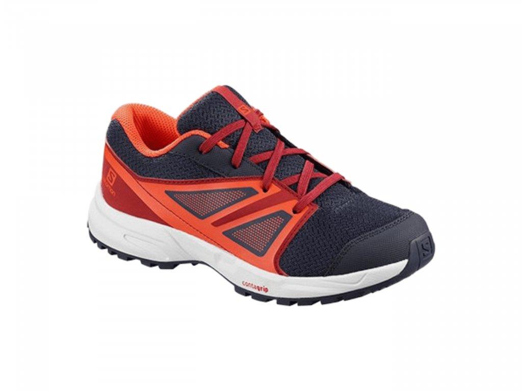 Dětské outdoorové boty Salomon