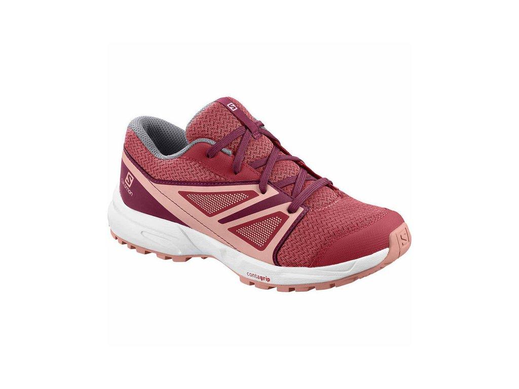 Trekové boty Salomon Sense J 409256