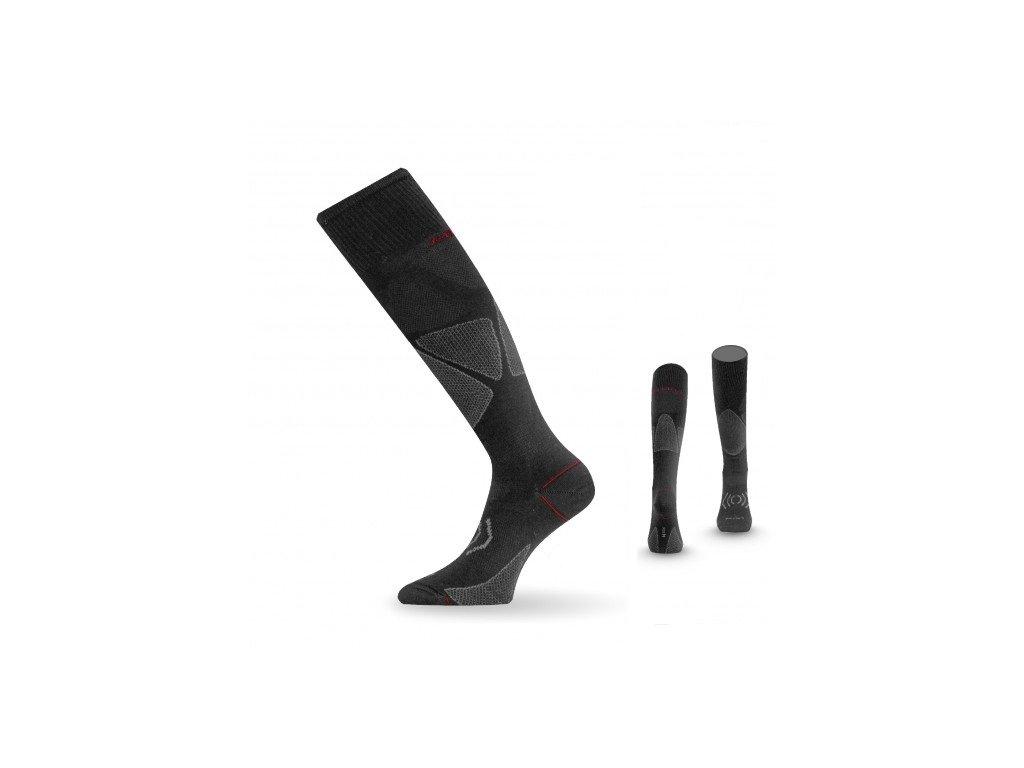 Ponožky lyžařské Lasting MERINO SWL